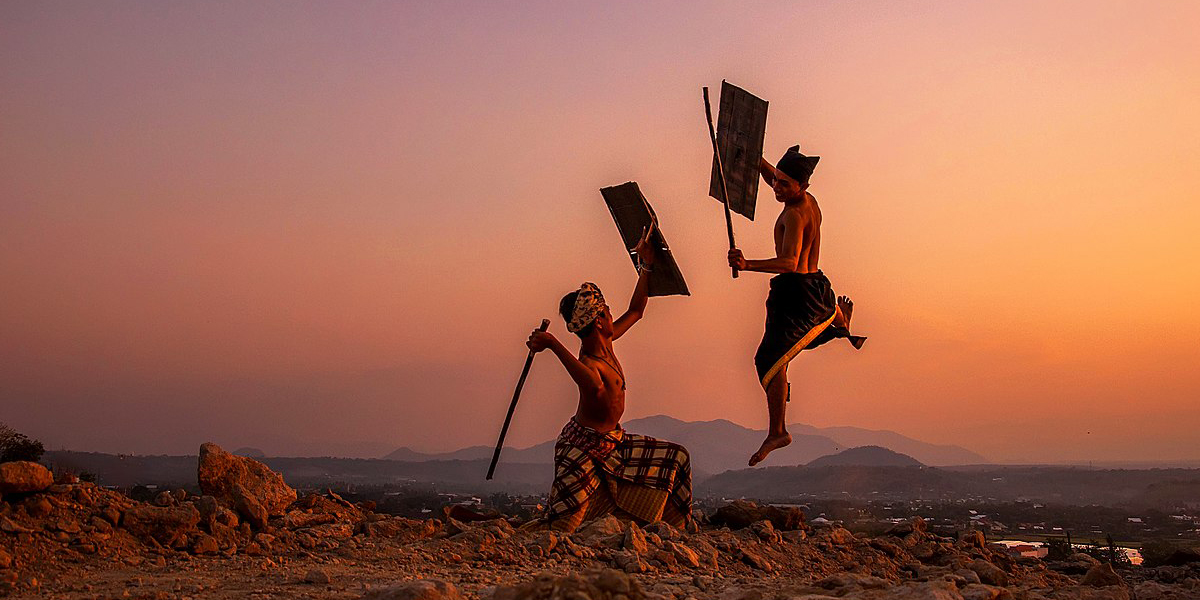 Peresean, Tari Perang Suku Sasak, Lombok