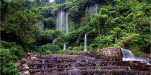 Air Terjun Benang Kelambu-lombok