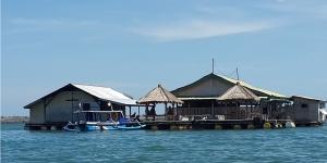 Lesehan Terapung, Sadewa, Lombok Timur