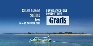 SMALL ISLAND SAILING FEST 16 – 17 AGUSTUS 2018