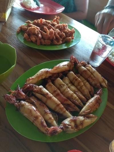 menu di lesehan sadewa